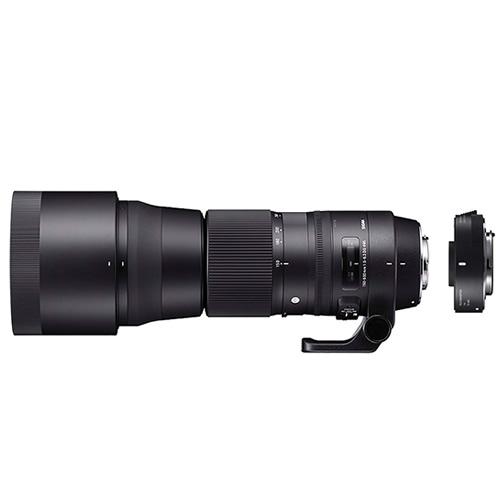 シグマ 150-600mm F5-6.3 DG OS HSM (C) テレコンバーターキット キヤノン用