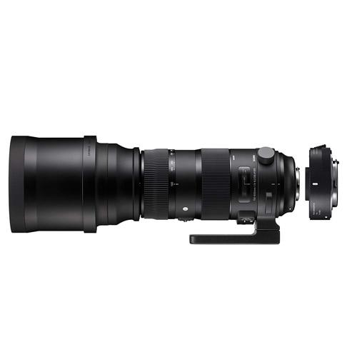 シグマ 150-600mm F5-6.3 DG OS HSM (S) テレコンバーターキット キヤノン用