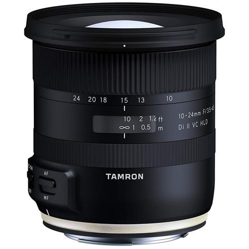 タムロン 超広角ズームレンズ 10-24mm F/3.5-4.5 Di II VC HLD キヤノン用 【B023E】