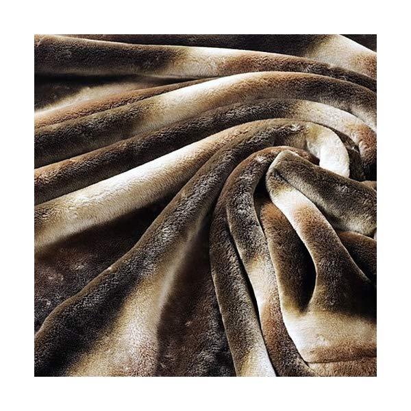 (メーカー直送)(代引不可)【掛け敷き2点セット】ディーブレス CALDO NIDO notte 発熱掛け毛布&発熱敷き毛布 【シングル】【ラッピング不可】