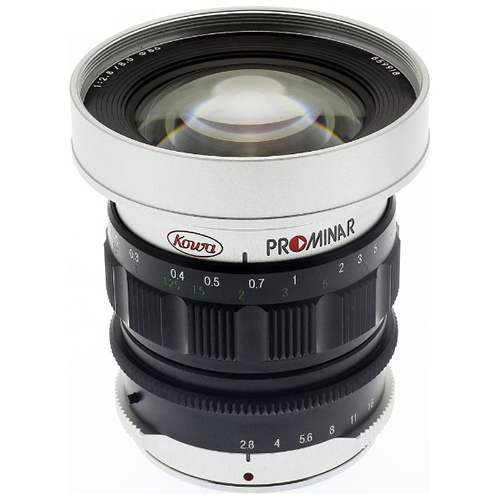 コーワ レンズ PROMINAR 8.5mm F2.8 SV