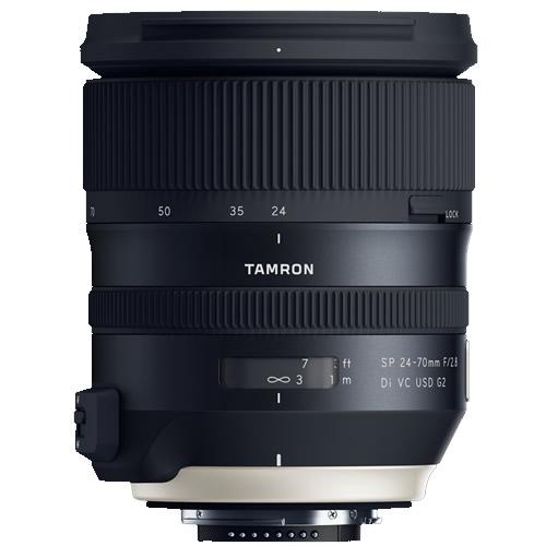 タムロン SP 24-70mm F/2.8 Di VC USD G2 ニコン用 A032 大口径標準ズームレンズ