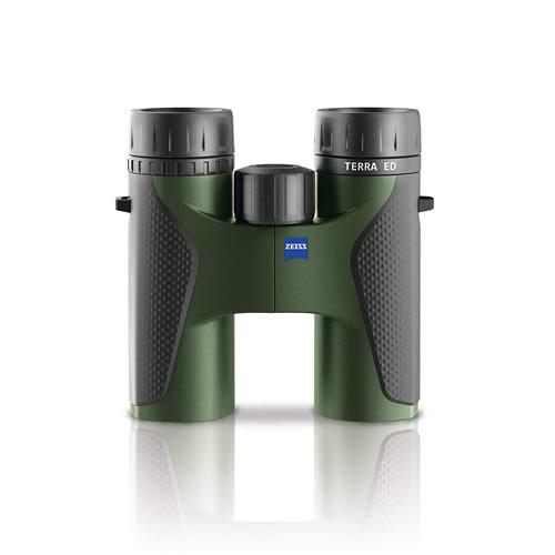 カールツァイス 双眼鏡 TERRA ED 8x32 green