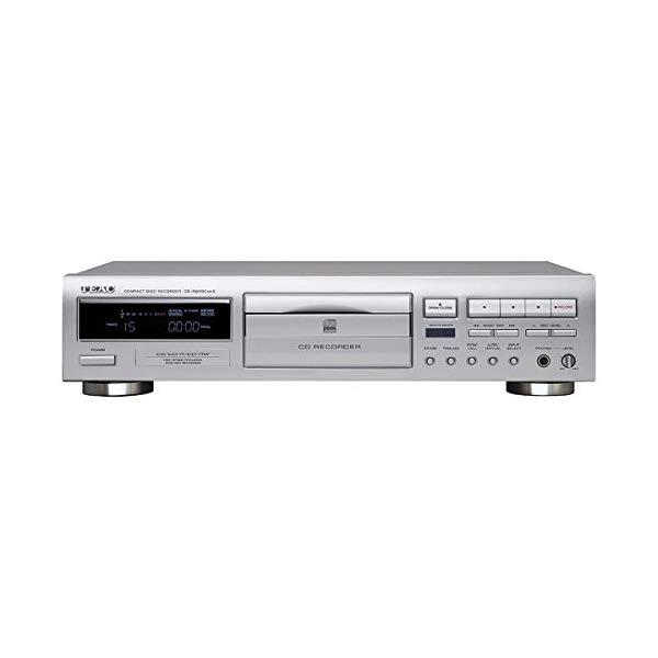 TEAC ティアック CDレコーダー CD-RW890MKII(CD-RW890MK2-S)【ラッピング不可】