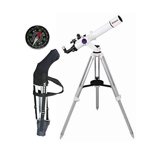 【専用ケースセット】 ビクセン 天体望遠鏡 ポルタII A80Mf 【ラッピング不可】