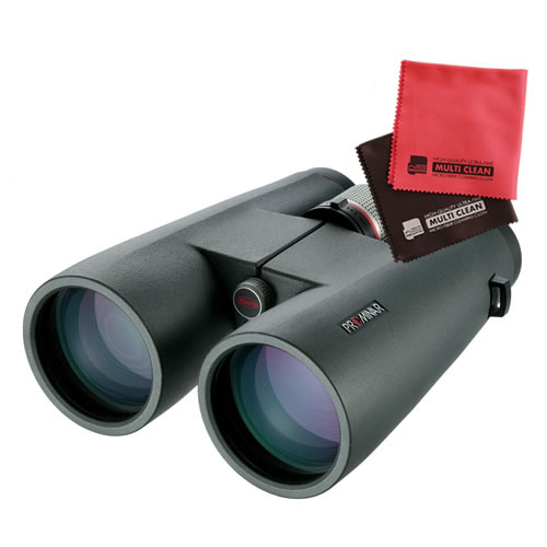【マイクロファイバークロスセット】 コーワ 双眼鏡 BD56-8XD PROMINAR