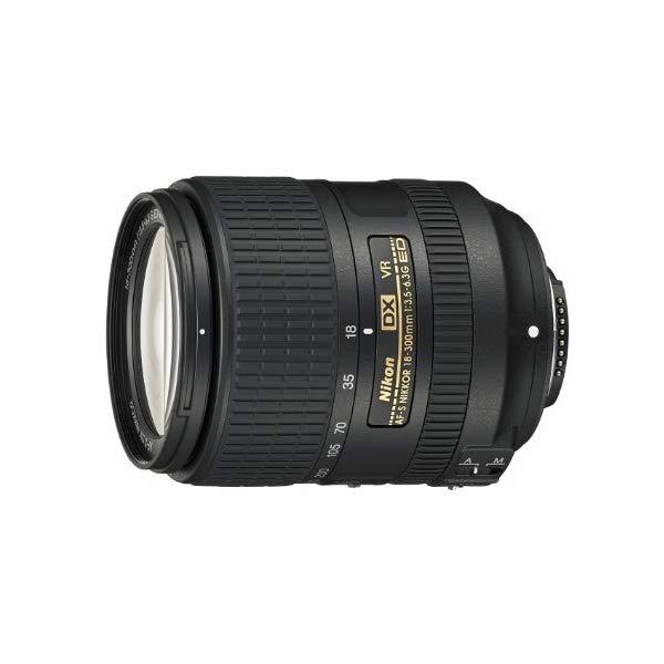【送料無料】ニコン(Nikon) 高倍率ズームレンズ AF-S DX NIKKOR 18-300mm f/3.5-6.3G ED VR