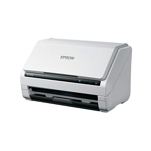 【送料無料】エプソン Wi-Fi 対応 A4シートフィードスキャナー DS-570W【ラッピング不可】