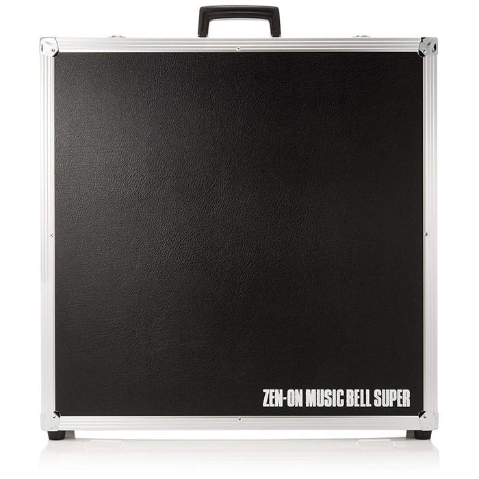 (ミュージックベル/ハンドベル) (ゼンオン)全音 MB-SP27専用 ベルハードケース HC-27 (ラッピング不可)