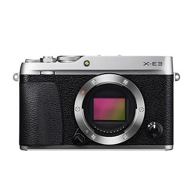 フジフイルム X-E3-S シルバー ボディ デジタルカメラ Xシリーズ [ミラーレス一眼][XE3S][FUJIFILM]