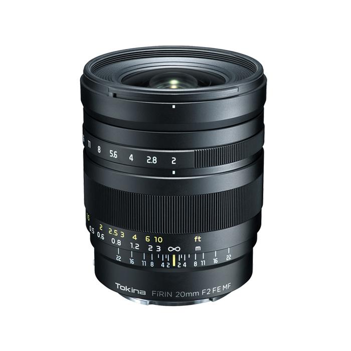 ケンコー・トキナー 【ミラーレンズ】FiRIN 20mm F2 FE MF ソニーEマウント用 広角単焦点レンズ フルサイズ用