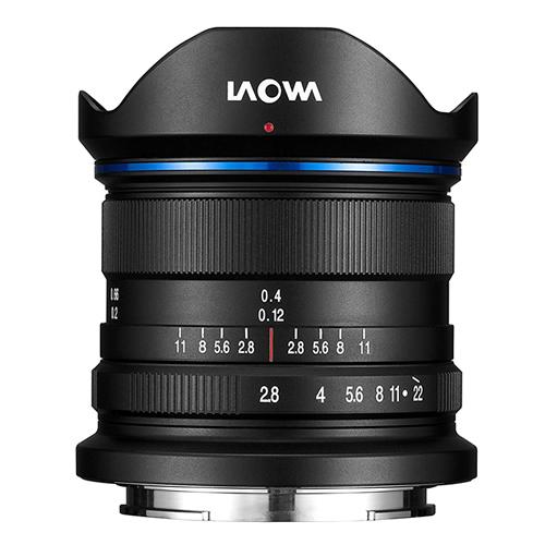 LAOWA 広角レンズ 9mm F2.8 Zero-D キヤノンEF-M用 (商品コード:LAO0028)