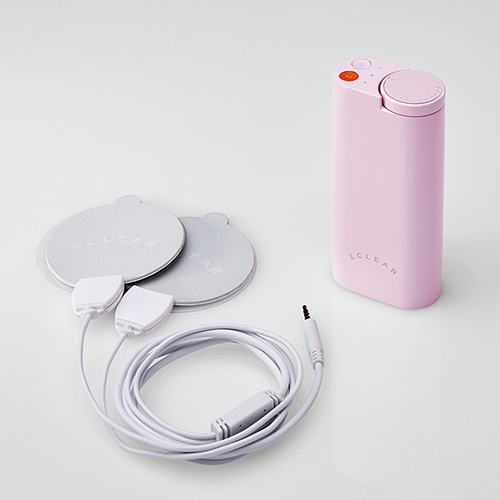 エレコム HCM-PH01PN ピンク 温熱低周波治療器 エクリア リフリーon (HCMPH01PN)(ELECOM)