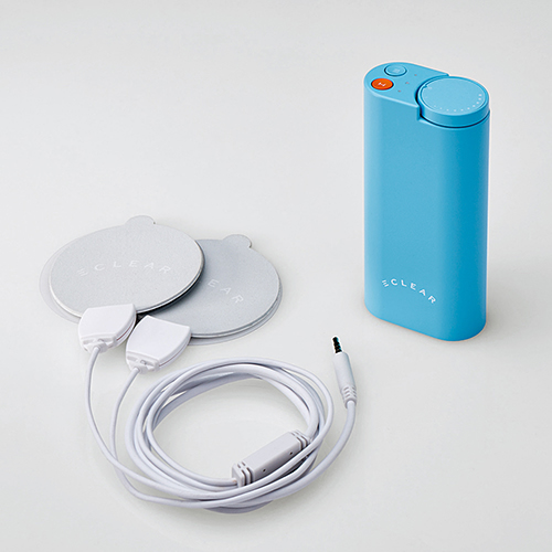 エレコム HCM-PH01BU ブルー 温熱低周波治療器 エクリア リフリーon (HCMPH01BU)(ELECOM)