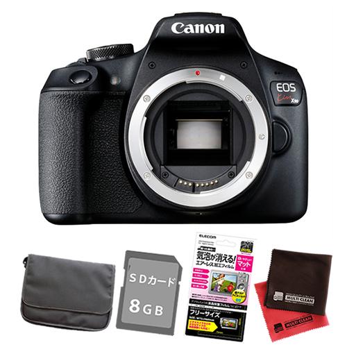 (お買い得セット)キヤノン EOS Kiss X90 ボディ (2726C001) デジタル一眼レフカメラ (Canon)