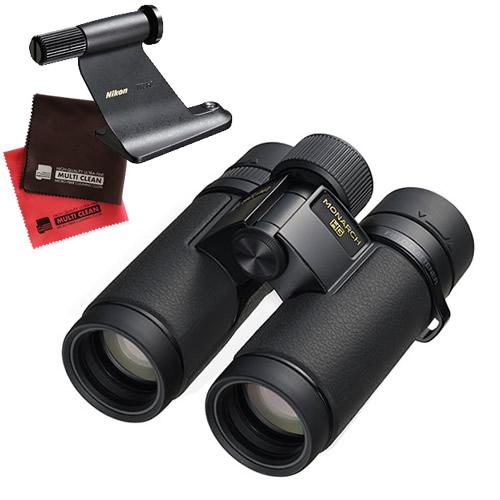 (三脚アダプター・クロス付)ニコン 双眼鏡 MONARCH HG 10x30 (MONAHG10X30) モナーク HG 倍率10倍 有効径30mm (Nikon)