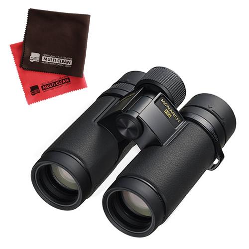 (クロス付)ニコン 双眼鏡 MONARCH HG 8x30 (MONAHG8X30) モナーク HG 倍率8倍 有効径30mm (Nikon)