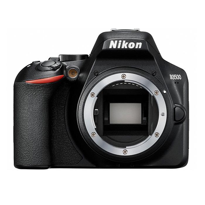 【一眼レフカメラ】 ニコン(Nikon) D3500 ボディ (4960759900593) (ラッピング不可)