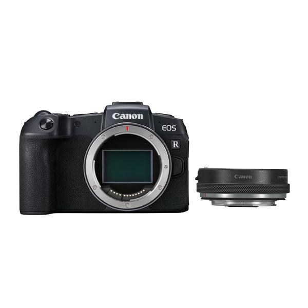 キヤノン ミラーレスカメラ EOS RP マウントアダプターキット EOSRP-BODYMADK ボディ&アダプターのみ※レンズはつきません (商品コード:3380C047)(Canon)