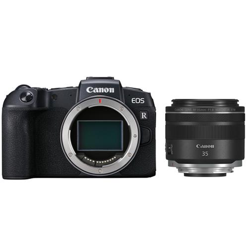 キヤノン ミラーレスカメラ EOS RP ・RF35 MACRO IS STM レンズキット EOSRP-35MISSTMLK 商品コード:3380C048 (キャノン/Canon)