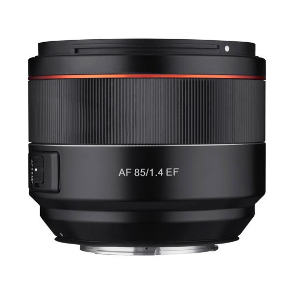 サムヤン 交換レンズ SAMYANG AF85mm F1.4 EF フルサイズ対応 単焦点レンズ キヤノンEF