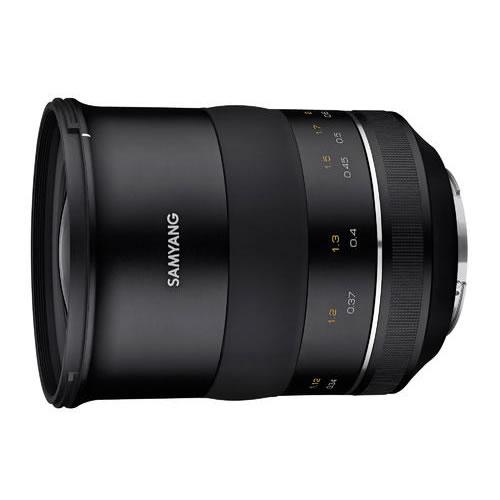 サムヤン カメラ用交換レンズ XP 35mm F1.2 キヤノンEFマウント 単焦点レンズ マニュアルフォーカス (SAMYANG)