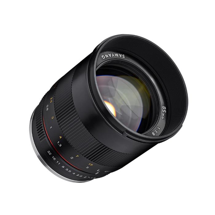 SAMYANG 85mm F1.8 ED UMC CS フジX 用 (サムヤン)(KenkoTokina)