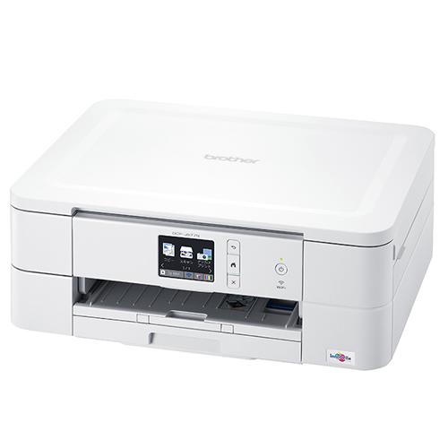 ブラザー インクジェット複合機 DCP-J577N プリンター (DCPJ577N)(brother) (ラッピング不可)
