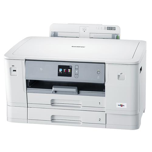 ブラザー ビジネスインクジェット複合機 HL-J6000CDW A3対応 プリンター (HLJ6000CDW)(brother) (ラッピング不可)