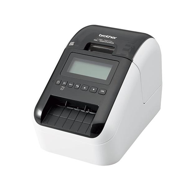 ブラザー 感熱ラベルプリンター QL-820NWB QL820NWB ラベルライター (brother)