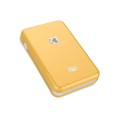 コダック インスタントプリンター P210 イエロー フォトプリンタ (Kodak)