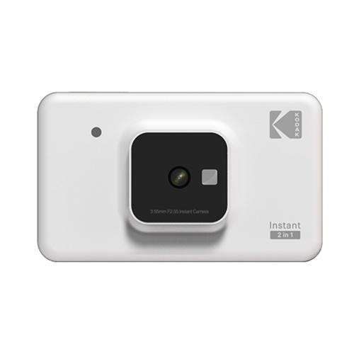 コダック インスタントカメラプリンター C210 ホワイト フォトプリンタ (Kodak)