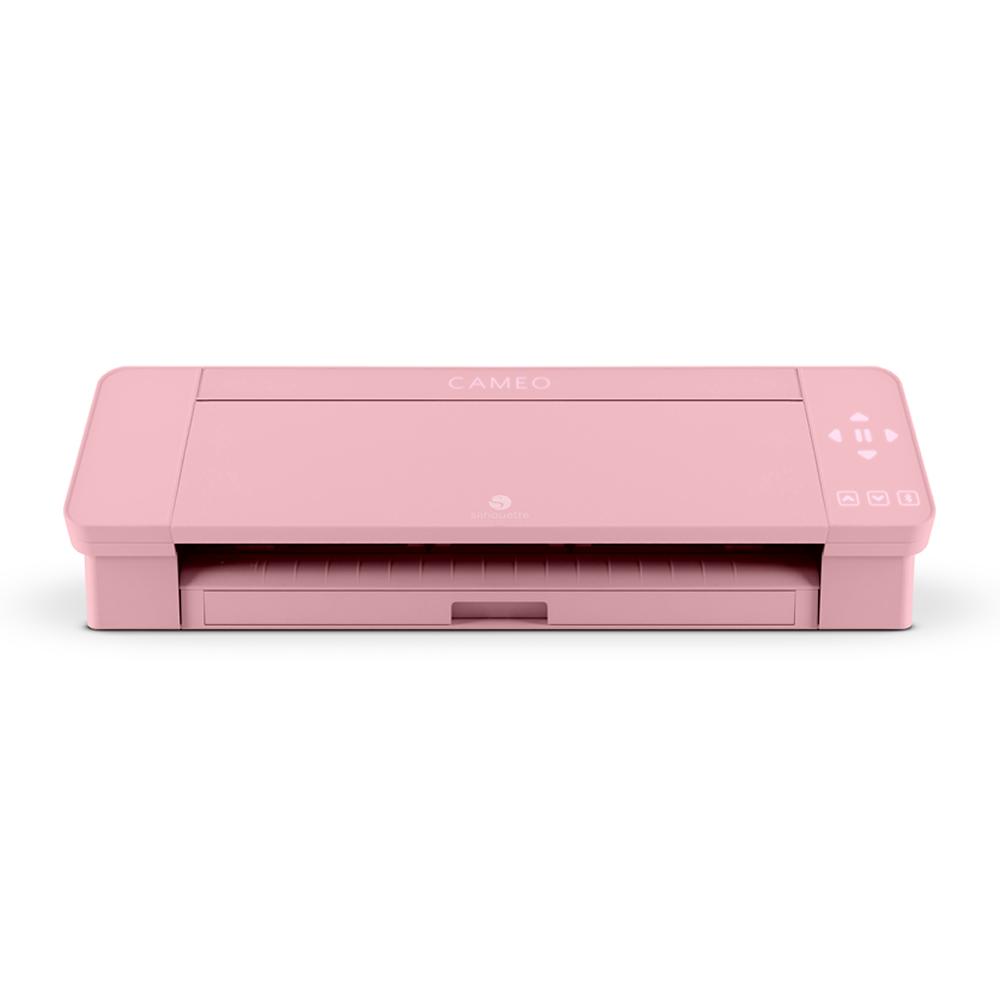 シルエットカメオ4 ピンク カッティングマシン SILH-CAMEO-4-PNK-J グラフテック(ラッピング不可)