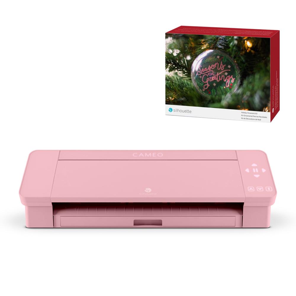 シルエットカメオ4 ピンク カッティングマシン SILH-CAMEO-4-PNK-J グラフテック SILHOUETTE CAMEO4 (ラッピング不可)