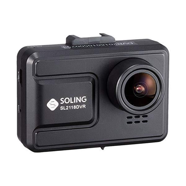SOLING ドライブレコーダー SL2118DVR [200万画素]