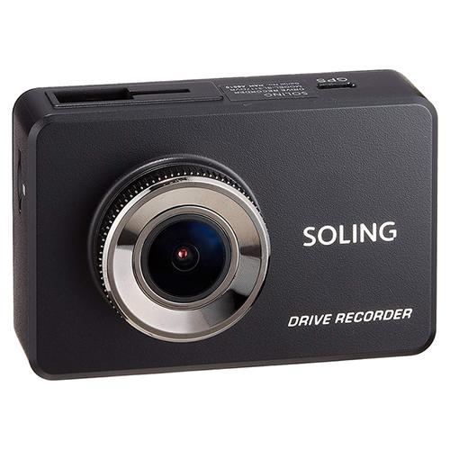 SOLING ソーリン 300万画素FULL HDドライブレコーダー SL3117DVR (カー用品)