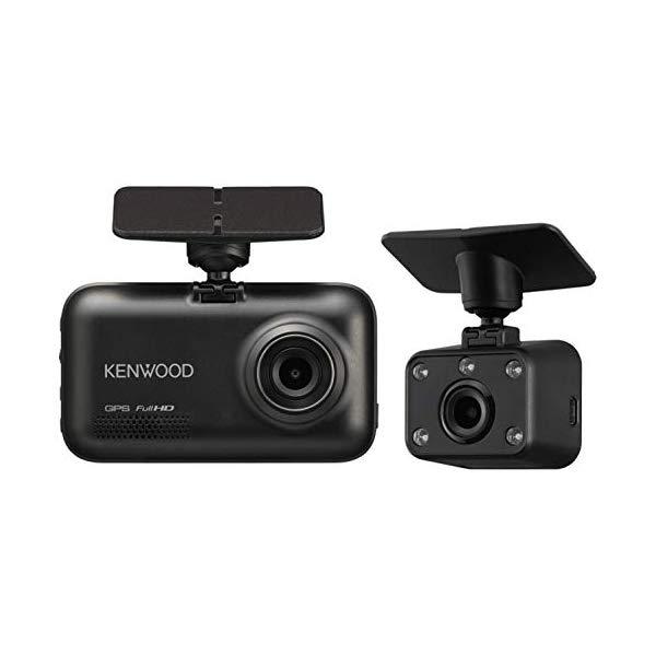 ケンウッド スタンドアローン型 車室内撮影対応2カメラドライブレコーダー DRV-MP740(KENWOOD)
