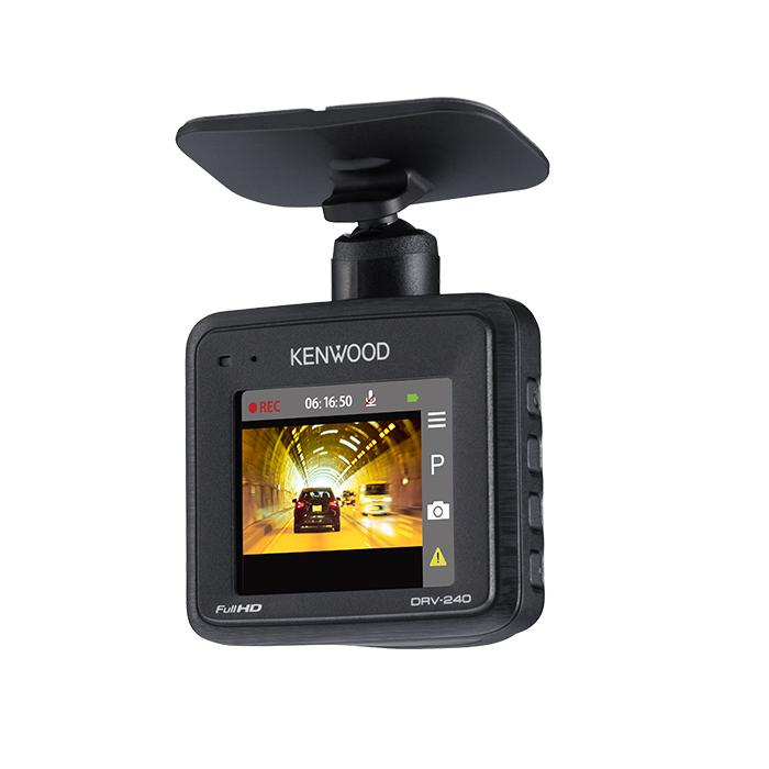 ケンウッド ドライブレコーダー DRV-240 (DRV240)(KENWOOD)(DRV-230後継機・ドラレコ)