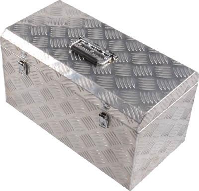 【代引不可】【メーカー直送】 トラスコ中山【工具箱・ツールバッグ】アルミケース 190mm TACB50 (4887417)【ラッピング不可】