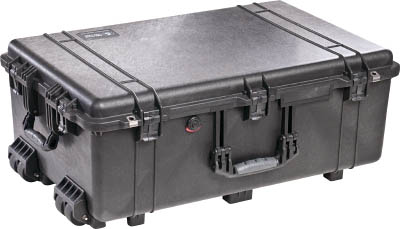 【代引不可】【メーカー直送】 PELICAN PRODUCTS社【工具箱・ツールバッグ】 1650 黒 725×445×270 1650BK (4206088)【ラッピング不可】