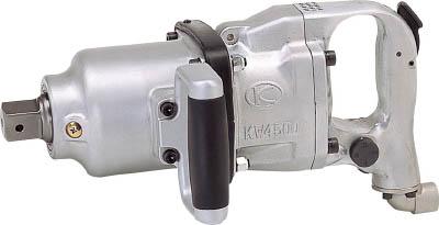 【代引不可】【メーカー直送】 空研【空圧工具】1インチSQ超軽量インパクトレンチ(25.4mm角) KW4500G (2954443)【ラッピング不可】