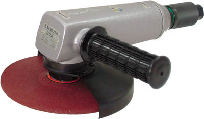 【代引不可】【メーカー直送】 ヨコタ工業【空圧工具】 ディスクグラインダ G7A (1769235)【ラッピング不可】