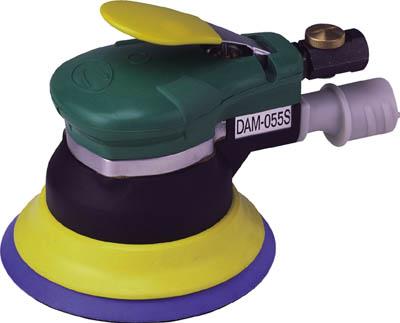 【代引不可】【メーカー直送】 空研【空圧工具】吸塵式デュアルアクションサンダー(糊付) DAM055SA (2954214)【ラッピング不可】