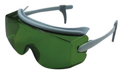 【代引不可】【メーカー直送】 山本光学【保護具】 レーザー光用遮光一眼型メガネ YL717FIBERLASER (4974255)【ラッピング不可】