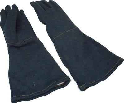【代引不可】【メーカー直送】 トラスコ中山【作業手袋】耐熱手袋 全長45cm TMZ632F (3286967)【ラッピング不可】
