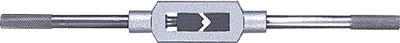 【代引不可】【メーカー直送】 トラスコ中山【ねじ切り工具】タップハンドル38mm TH38 (2293013)【ラッピング不可】