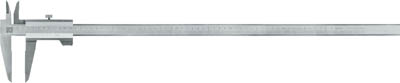 【代引不可】【メーカー直送】 新潟精機【測定工具】シルバー標準型ノギス TVC60 (3323498)【ラッピング不可】