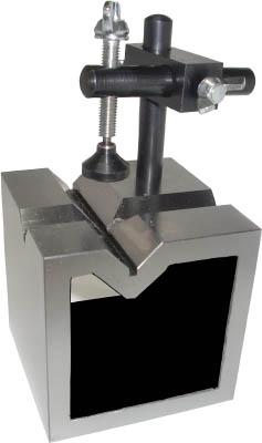【代引不可】【メーカー直送】 ユニセイキ【測定工具】桝型ブロック A級仕上 100mm UV100A (3106489)【ラッピング不可】