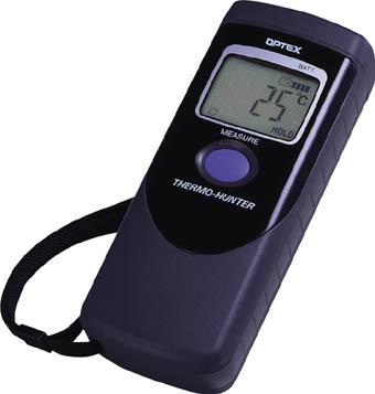 【代引不可】【メーカー直送】 オプテックス【計測機器】ポータブル型非接触温度計 PT2LD (2505614)【ラッピング不可】