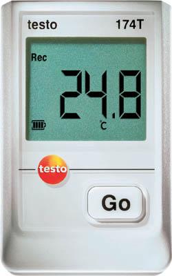 【代引不可】【メーカー直送】 テストー【計測機器】 ミニ温度データロガUSBインターフェイス付セット TESTO174TS (3689344)【ラッピング不可】